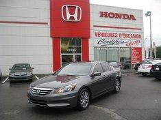 2012 Honda Accord EX-L NAVIGATION