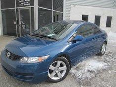 Honda Civic Cpe SE-garantie gratuite de 10 ans ou 200.000km 2011
