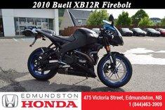 2010 Buell XB12R Firebolt
