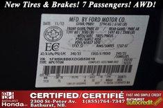 Ford Explorer AWD 2013