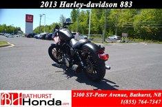 2013 Harley-Davidson 883