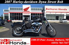 Harley-Davidson Dyna Street Bob 2007