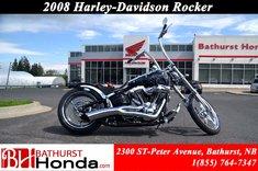 2008 Harley-Davidson Rocker