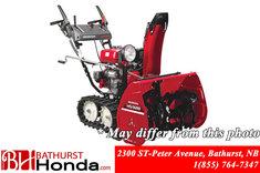 Honda Power Equipment HSS928 Snowblower 2007