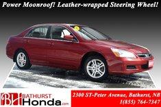 2007 Honda Accord Sedan SE