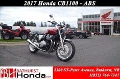 2017 Honda CB1100A ABS
