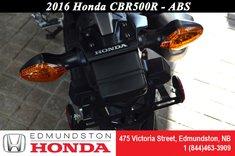 Honda CBR500R ABS 2016