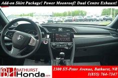 2018 Honda Civic Hatchback SPORT