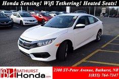 2016 Honda Civic Sedan LX - HS