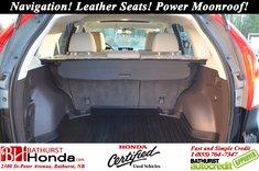 Honda CR-V Touring 2014