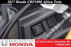 Honda CRF1000 Africa Twin 2017