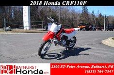 Honda CRF110  2018