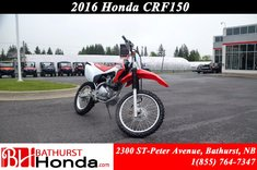 Honda CRF150F  2016