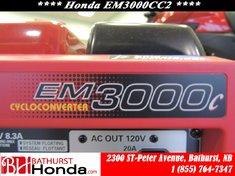 Honda EM3000CC2  9999