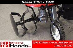 Honda F220  2016