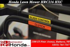 Honda HRC216HXC  2016