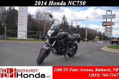 2014 Honda NC750 - ABS