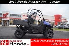 Honda Pioneer 700 Deluxe - 2 Seats 2017
