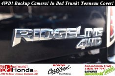 Honda Ridgeline SPORT 2014