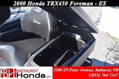 2000 Honda TRX450 Foreman - ES