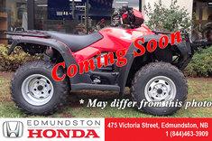Honda TRX500 Rubicon 2014