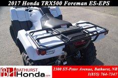 2017 Honda TRX500 Foreman ES-EPS