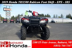 2019 Honda TRX500 Rubicon IRS EPS
