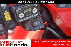 2013 Honda TRX680 Rincon