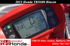 2015 Honda TRX680 Rincon