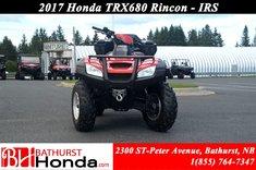 Honda TRX680 Rincon 2017