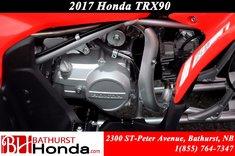 Honda TRX90X  2017