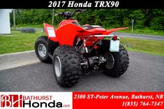 2017 Honda TRX90X