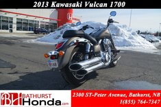 Kawasaki Vulcan 1700 2013