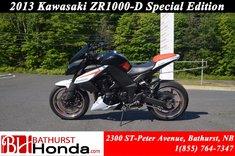 Kawasaki ZR1000 Special Edition 2013