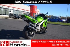 Kawasaki Ninja ZX-900 2001