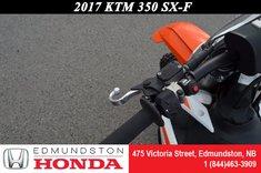 2017 KTM 350 SX-F