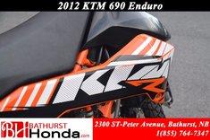 KTM 690 Enduro R 2012