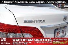 Nissan Sentra 1.8S 2015