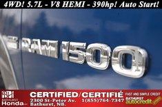 Ram 1500 Outdoorsman 2011