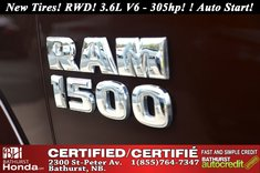 2015 Ram 1500 Outdoorsman - RWD