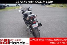 Suzuki GSX-R 1000 2014