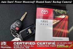 2016 Toyota RAV4 XLE - FWD