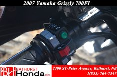 2007 Yamaha Grizzly 700FI