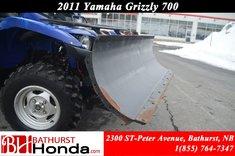 2011 Yamaha Grizzly 700FI