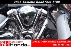 2006 Yamaha Road Star Silverado 1700