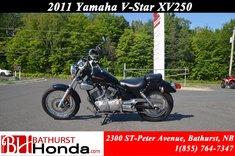 2011 Yamaha V-Star XV250