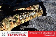2014 Can-Am OUTLANDER MAX 650 XT 650cc
