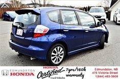 2014 Honda Fit Sport