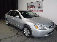 Honda Accord LX AUTOMATIQUE 2004