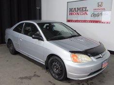 Honda Civic Automatique 2002